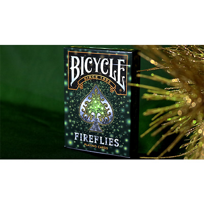 Mazzo di carte Bicycle Fireflies Playing Cards - Carte da gioco
