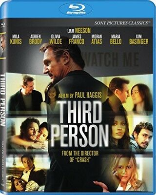 Third Person 043396445437 (Blu-ray Used Very Good)