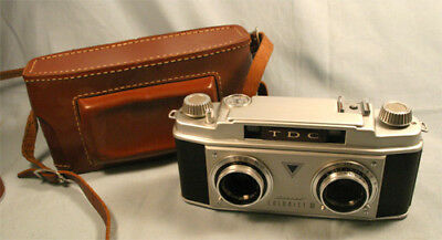 TDC Colorist II 35 mm Stereo Camera  MINT