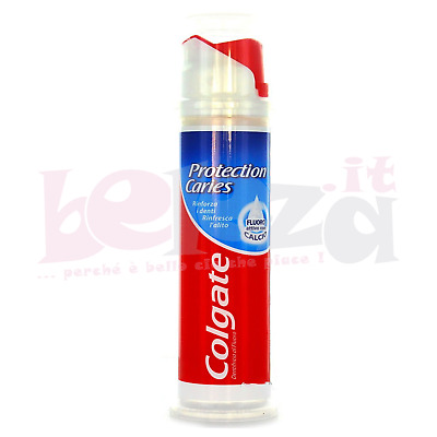 Colgate Dentifricio Protection Caries - Dispenser 100ml
