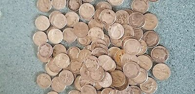 1 - Radom picked 90% silver dime - 10c - Readable date - Buy 9 get 1 free!!!