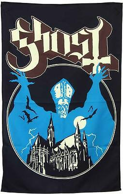GHOST opus eponymous textile Poster Flag