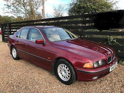1998 BMW 5 Series 2.5 523i SE **LOW MILEAGE** **AUTOMATIC** **IMMACULATE**