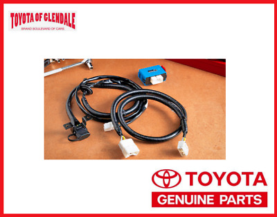 2014-2019 Highlander & Highlander Hybrid Towing Wire Harness Toyota Pt725-48140