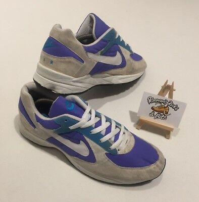 7f684a56633e28 Nike Air Icarus Running Trainers UK 9.5  VINTAGE MEGA RARE 90s 80s UNISEX