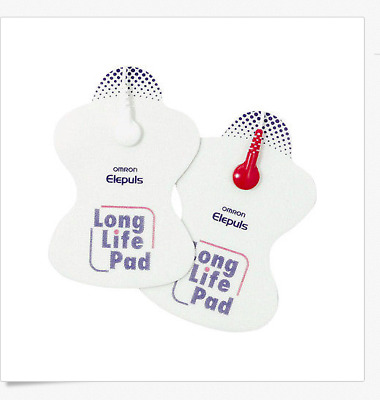4pads 2 packs Omron Long Life Pads for Omron TENS Machine Clearance Sale