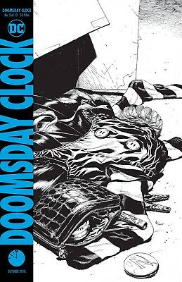 Doomsday Clock #2 (Of 12) 3Rd Ptg Dc Comics Near Mint