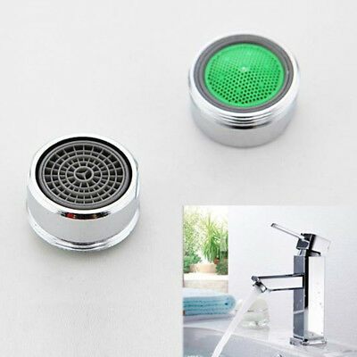 2PCS Universal Kitchen Tap Thread Swivel Faucet Nozzle Aerator Filter Sprayer