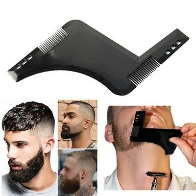 am4ce beard template tool kit for men 2018 ultimate shaping