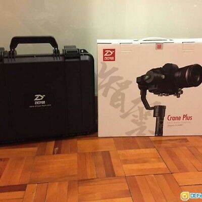 Zhiyun Crane Plus 3-axis Handheld Gimbal Stabilizer for DSLR and Mirrorless