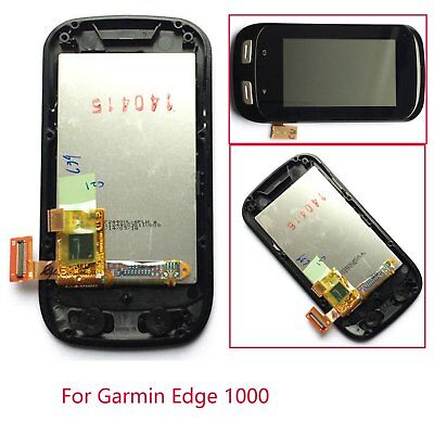 Replacement For 3'' Garmin Edge 1000 LCD Display Touch Screen Digitizer Assembly