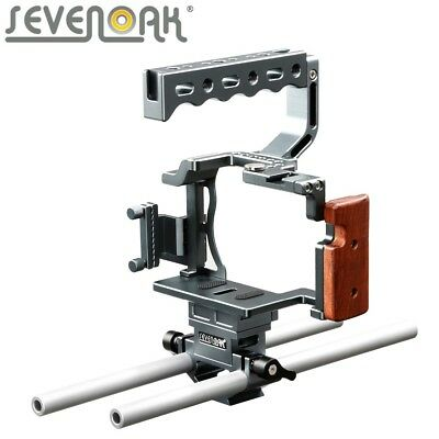 SK-A7C1 Professional camera Cage Kit for Sony A7 A7S A7R A7II A7RII A7SII Camera
