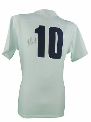 Signed George Ford Shirt, England Rugby + Photo Proof *see Him Sign*