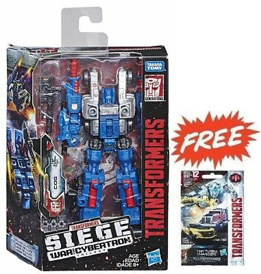 Transformers Generations Siege War Of Cybertron Deluxe Cog Action Figure Wfc
