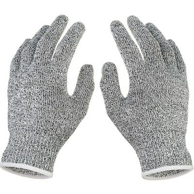US Cut Proof Stab Resistant Stainless Steel Wire Metal Mesh Butcher Glove Safety