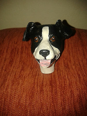 JACK RUSSELL WALKING STICK HANDLE/Cane Handle