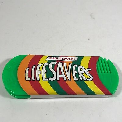 Life Savers Candy Comb and Mirror Compact Set