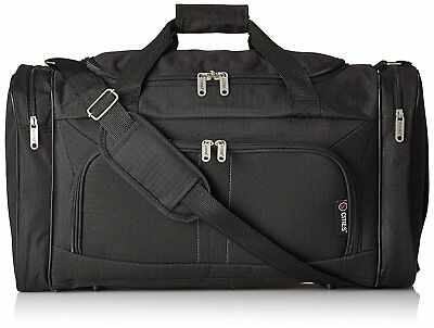 5 Cities Carry On Lightweight Small Hand Luggage Flight Duffle Holdall Gym Sport