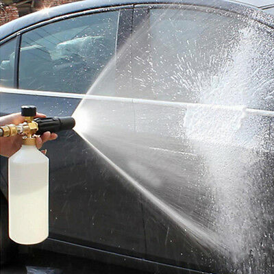 Snow Foam Lance Washer Car Body Wash Gun Soap Jet Pressure Washer Bottle 1 L