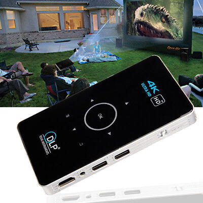 4K Full HD 1G& 8G Smart Projecteur DLP Led Android 5.1 1080P Wifi Bluetooth HDMI