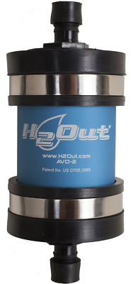 H2Out Vent Filter AVD-2 up to 60 Gallon Tanks