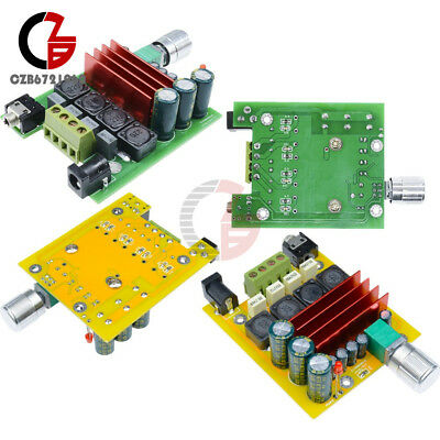 Digital TPA3116D2 100W NE5532 OPAMP 8-25V Subwoofer Amplifier Board Audio Module