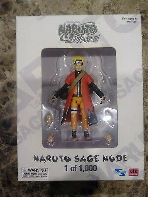 Naruto Sage Mode Action Figure - SDCC 2010 Exclusive