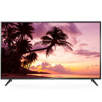 New TCL - 65P4USM - 65    UHD 4K Smart TV