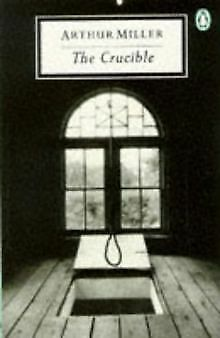 The Crucible: A Play in Four Acts (Twentieth Century ... | Book | condition good