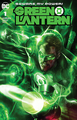 Green Lantern 1 DC Francesco Mattina Trade Variant (11/07/2018) Grant Morrison