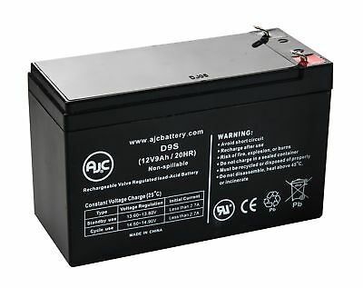 HKbil 6FM9.0 12V 9Ah Sealed Lead Acid Battery - This is an AJC Brand Replacement