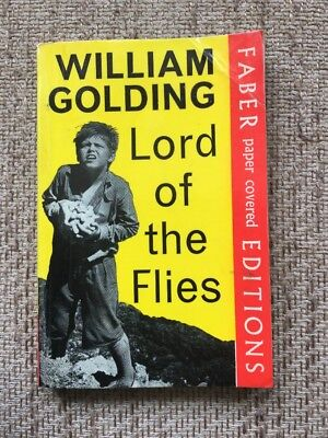Lord Of The Flies, Fabre, Paperback, 1970.