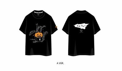 Twice Fanmeeting Once Halloween Official Goods T-Shirt T-Shirts M Size Ver. A