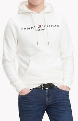 pull,Sweat à capuche Tommy Hilfiger blanc taille XL ,neuf,  emballe,authentique 57a7e266b255