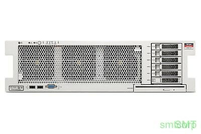 ORACLE SPARC T5-2 single 3.6GHz 16-Core with rails with DVD without memory