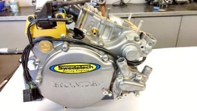 Honda CR125 SwedeTech Coil Mount - Clutch Cover Location