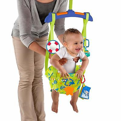 886a3b592 BABY EINSTEIN SEA and Discover Door Jumper