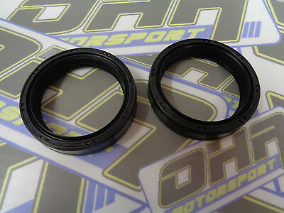 NEW OHA Replacement Fork Oil Seals for Yamaha XVS650 Dragstar 650 1997-2003