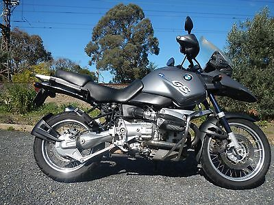 Bmw R 1150 Gs 2002 Model With Abs Bargain @ Only $4990