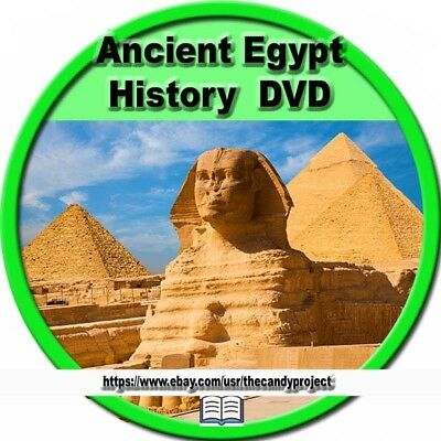 Ancient Egypt 417 Books Civilization Coalesced Around 3150 BC Sacred Texts 2 Dvd
