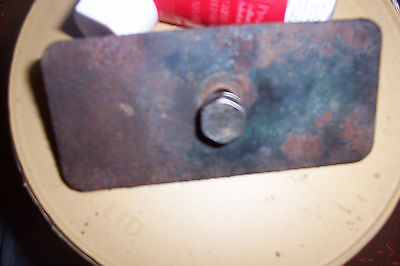 Fairbanks Morse Z D Exhaust Baffle 11/2 HP 2 ZD Hit Miss Flywheel engine Muffler
