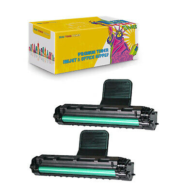 Compatible MLT-D108S Black 2 Compo Toner Cartridge for Samsung ML-1640 ML-2240