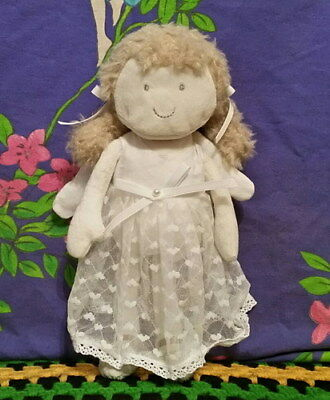 "**Lovely petite 30cm Angel ""Gabrielle"" RAG DOLL**"