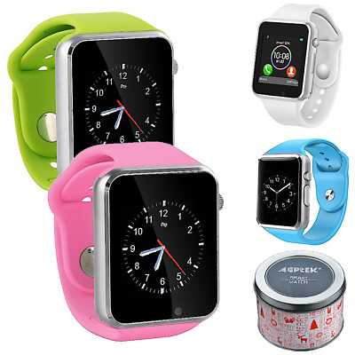 Waterproof Children Kids Adult Smart Watch Bluetooth GSM Phone For IOS Android