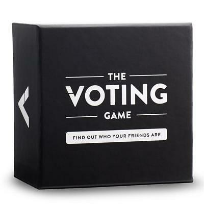 The Voting Game The Adult Party Game with Friends Cards for Playing Board Games