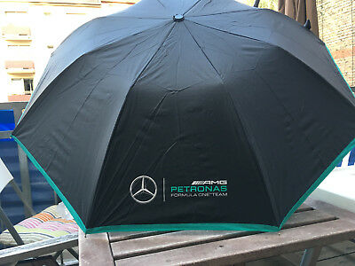 Regenschirm Mercedes AMG Petronas Formula One Team F1 Official licensed product