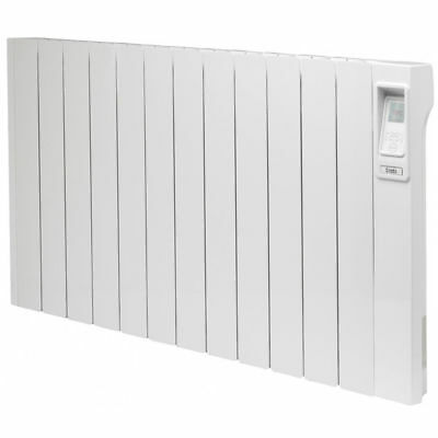 Aluminium Electric Radiator 2KW Ecodesign Compliant - Oil filled - Fast Delivery