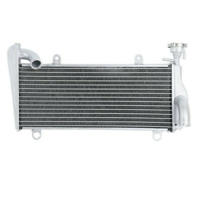 MOTO Silver Upper Radiator Cooling Cooler For Ducati Panigale 1199 S/R 2012 2013