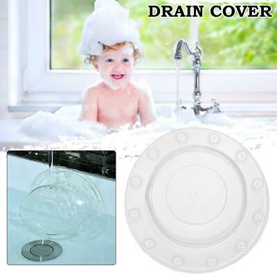 Relux Bottomless Bathtub Overflow Drain Cover Gives a Deeper Warmer Bath Tub