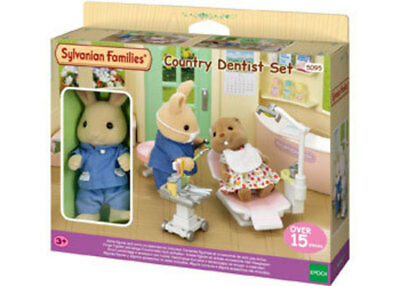 Sylvanian Families Country Dentist SF5095